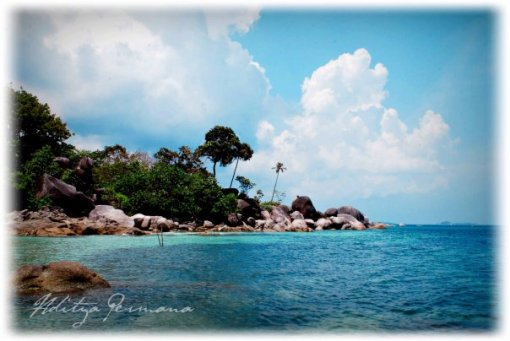Backpacking ke Belitung -Negeri Laskar Pelangi- (Bag. I