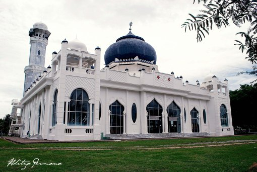 Masjid Rahmatulah beberapa saat ini